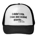 Gravity Works Trucker Hats