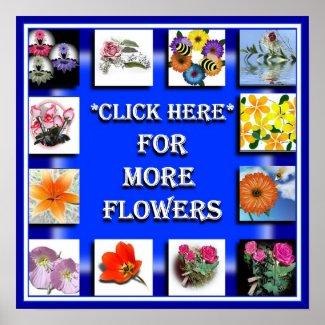 Gravityx9 Flowers print