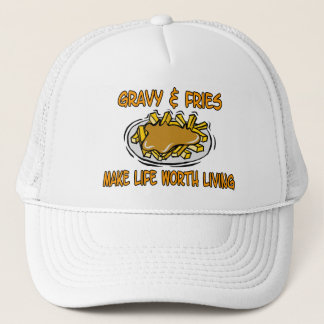 Gravy And Fries Trucker Hat