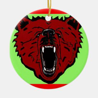 Grawling Bear - Ornament