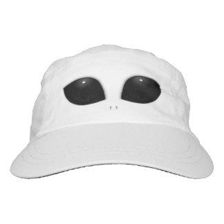 Gray-Alien Eyes Hat