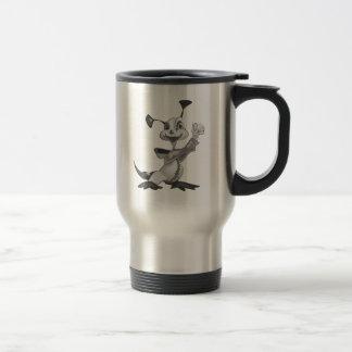 Gray Alien Travel Mug