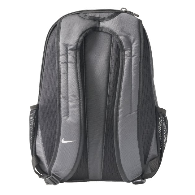 nike gray backpack