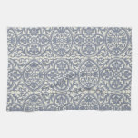 Gray and Cream Vintage Damask.jpg Kitchen Towels