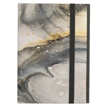 Gray and Marble iPad Air Case