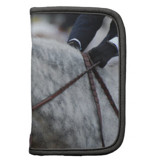 Gray Appaloosa Horse Wallet Folio Organizers