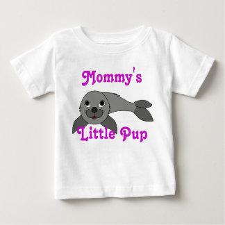 Gray Baby Seal Baby T-Shirt