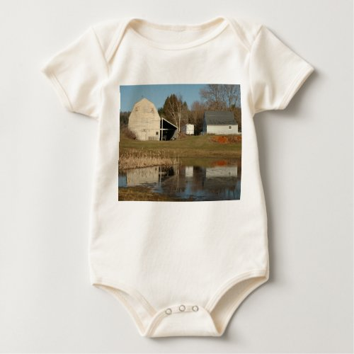 Gray Barn - Reflections of Serenity Baby Bodysuit