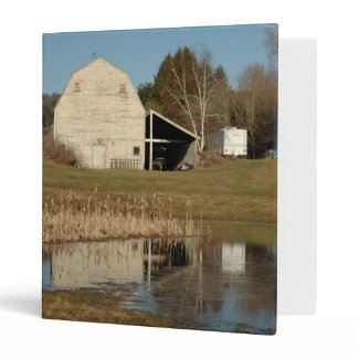Gray Barn - Reflections of Serenity Binders