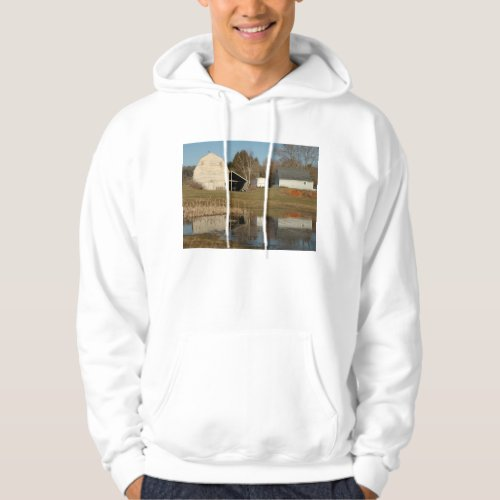 Gray Barn - Reflections of Serenity Hoodie