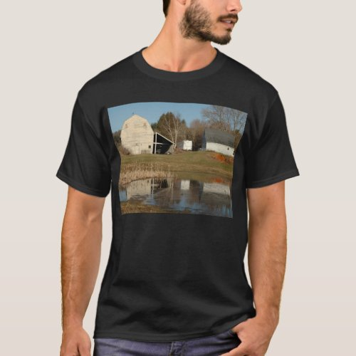 Gray Barn - Reflections of Serenity T-Shirt