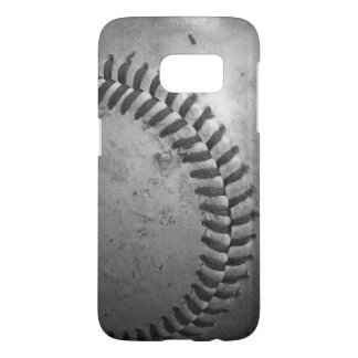 Gray Baseball Samsung Galaxy S7 Case