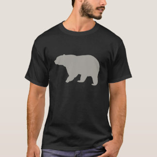 Gray Bear T-Shirt