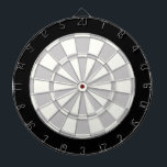 "Gray Black And White Dart Board<br><div class=""desc"">Gray Black And White Dart Board</div>"