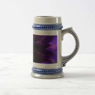 Gray/Blue 18 oz Stein