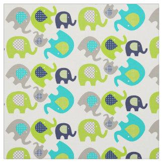 Nursery fabric zazzle for Grey nursery fabric