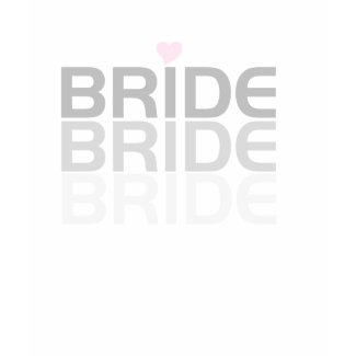 Gray Bride Fade shirt