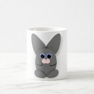 Gray Bunn Mug