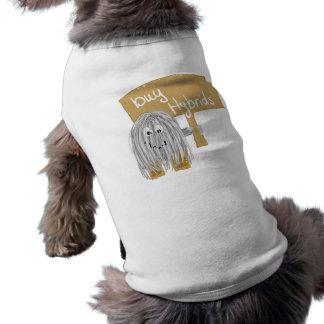 gray buy hybrids doggie tee