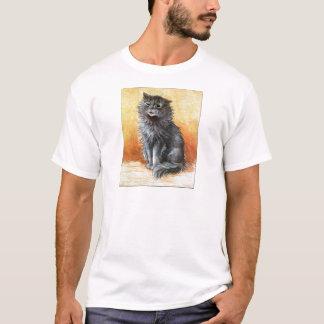 Gray Cat T-Shirt