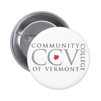 Gray CCV Logo Pins