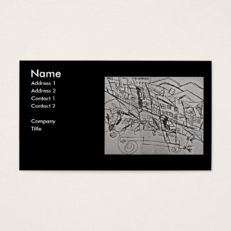 GRAY CDF BUSINESS CARD