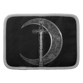Gray Celtic Sword and Moon Organizer