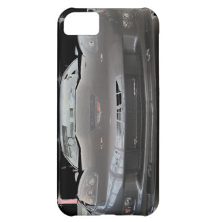 Gray Chevrolet Corvette ZR1 from the front Case For iPhone 5C