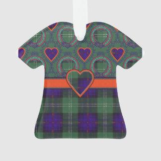 Gray clan Plaid Scottish kilt tartan