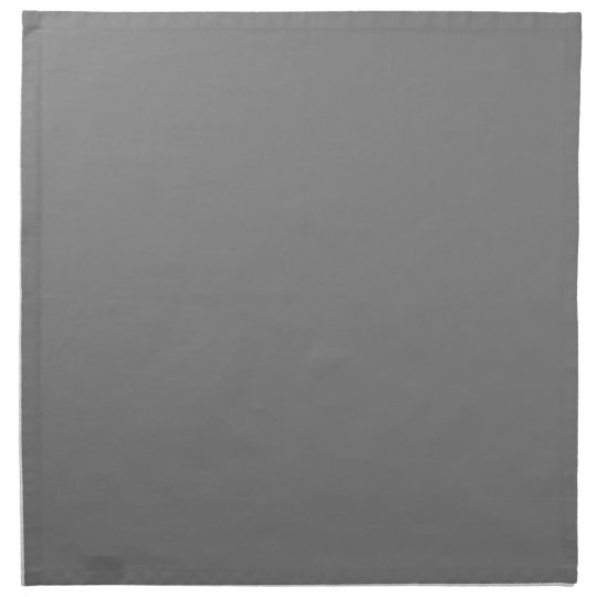 Gray Cloth Napkin