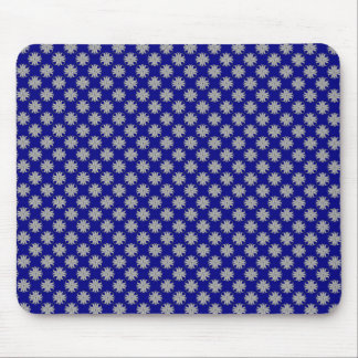 Gray Clover Ribbon by Kenneth Yoncich Mouse Pad