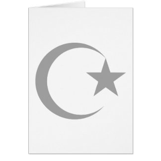 Gray  Crescent & Star.png Card