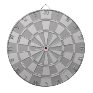 Gray Dart Board