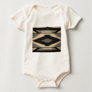 Gray Dazzler Baby Bodysuit