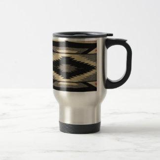 Gray Dazzler 15 Oz Stainless Steel Travel Mug