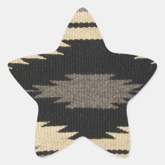 Gray Dazzler Star Sticker