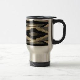 Gray Dazzler Travel Mug