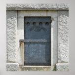 Gray Door Print