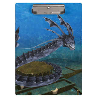 Gray Dragon Clipboard