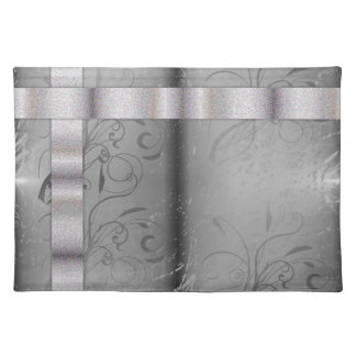 Gray Elegant and Aged Place Mats