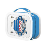 Gray Family Crest Lunchboxes