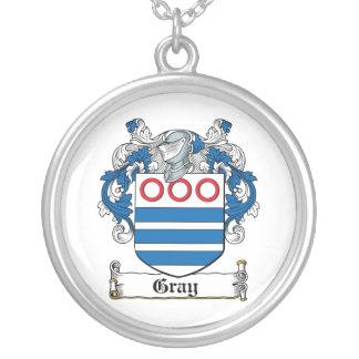 Gray Family Crest Pendants