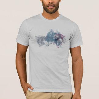 Gray Fox Modern Ink T-Shirt
