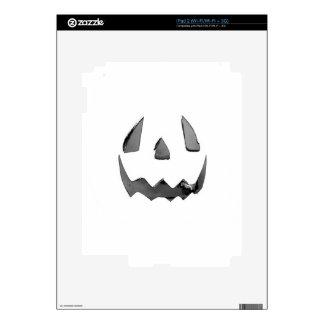 Gray Glow Lantern iPad 2 Decals