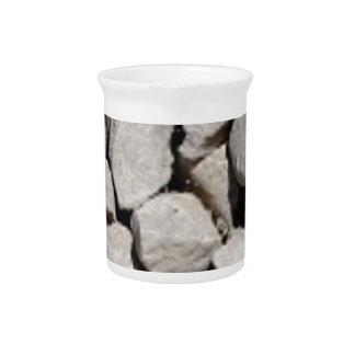 gray gravel drink pitcher