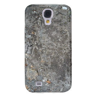 Gray Gravel Grunge Background Galaxy S4 Cover