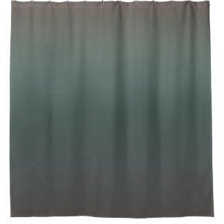 gray and green shower curtain. Gray Green Shower Curtain And Curtains  Zazzle