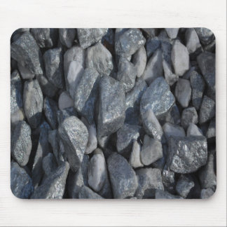Gray-Grey stones by Khoncepts Mouse Pad