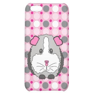 Gray Guinea Pig iPhone 5C Case