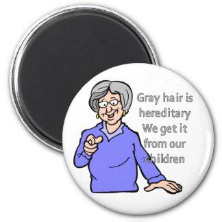 Gray Hair Magnet